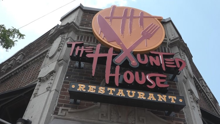 It's alive! Cleveland Haunted House Restaurant sets July 20 opening date