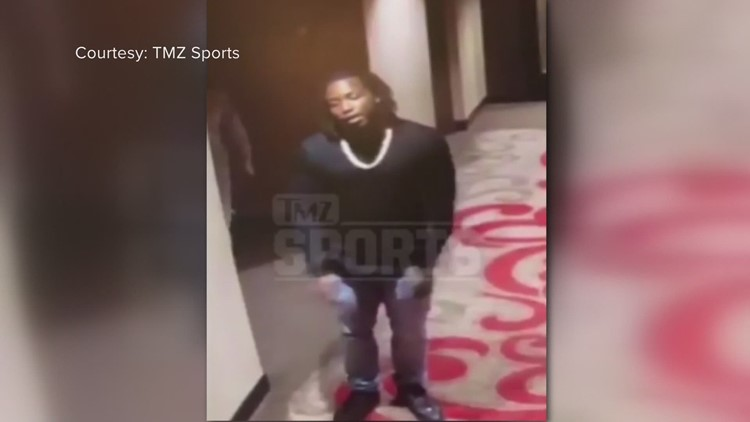 Cleveland police fail to ID leak in Kareem Hunt assault case