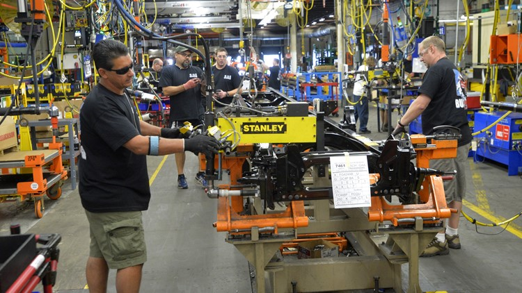 Ford plans to move new project from Avon Lake plant to Mexico