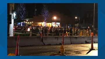 Reports of crowds at Columbus bar prompt multiple calls to police