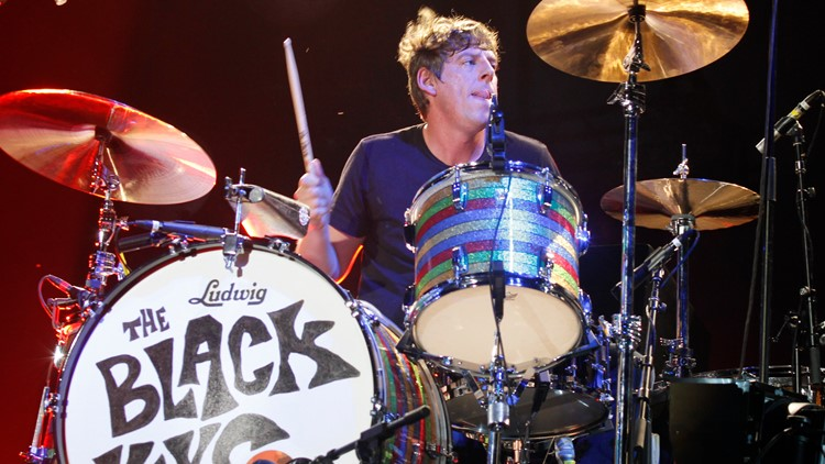 Black Keys drummer Patrick Carney to fill in for John Adams at Cleveland Indians' home opener
