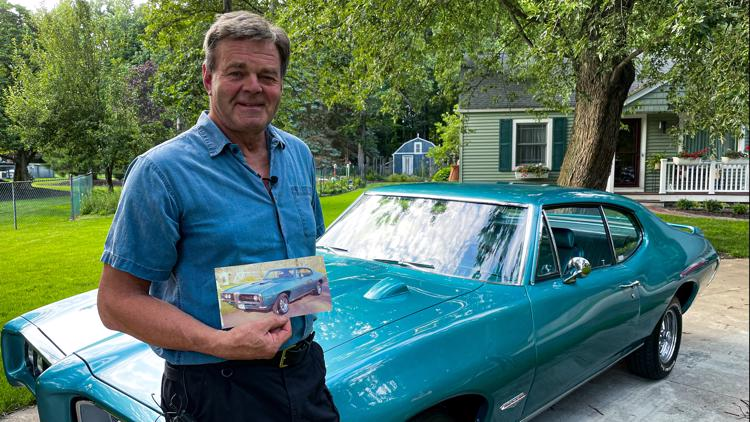 1968 Pontiac Tempest missing for nearly 10 years returned to Ohio owner