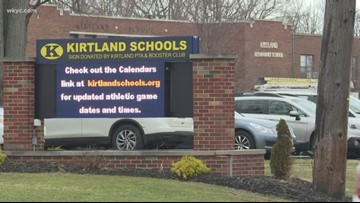 Ohio high school marching band encouraging donations for opponent