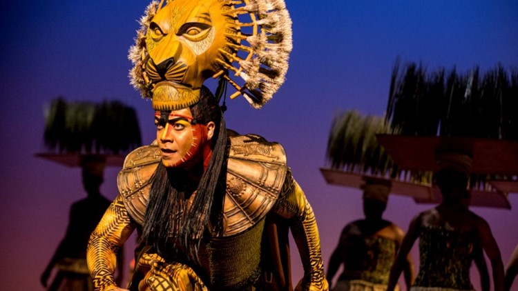 'The Lion King' returns to Cleveland's Playhouse Square this October