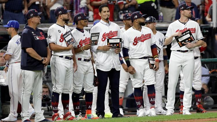 Carlos Carrasco 2019 MLB All Star Game