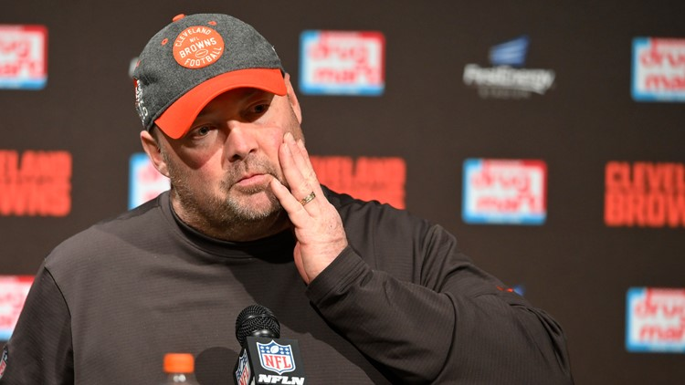 Freddie Kitchens Ravens Browns Football