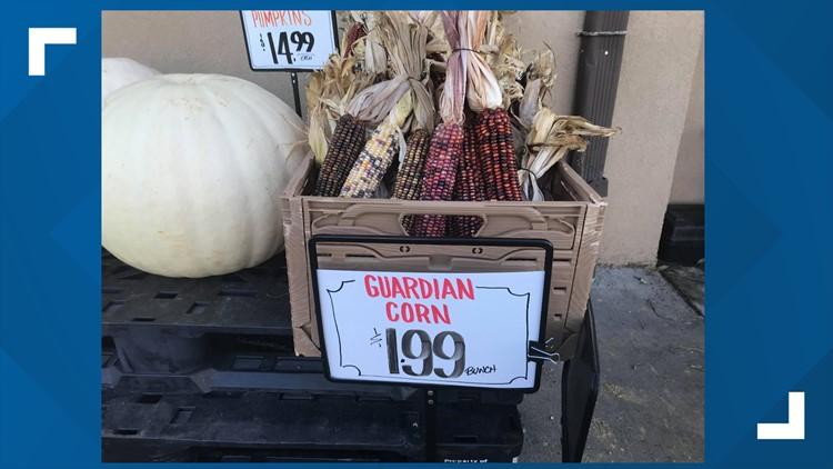Cleveland area market rebrands 'Indian Corn' to 'Guardian Corn'