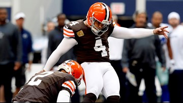 Phil Dawson to sign contract, retire as member of Cleveland Browns
