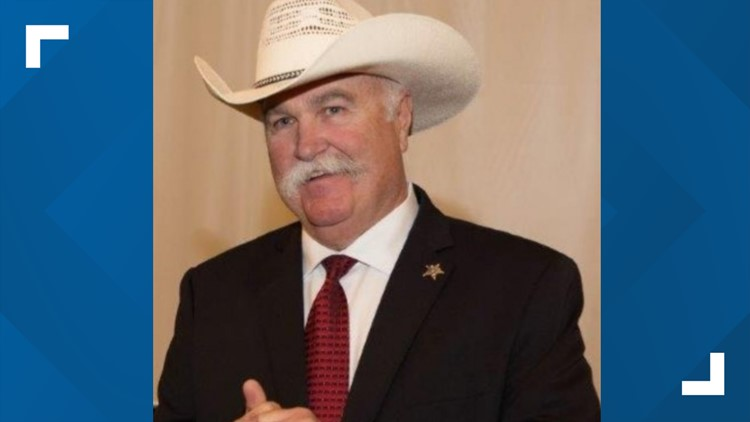 Ohio Sheriff who said he was not a member of the