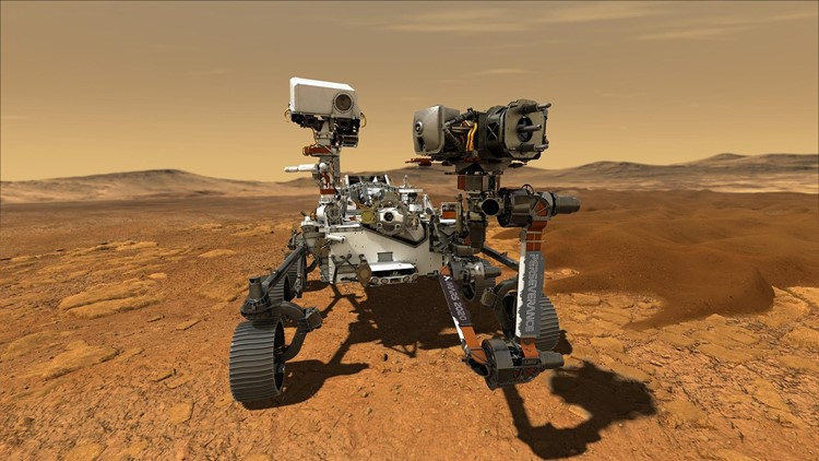 Mission to Mars: Ohio's role in the development of the Perseverance rover