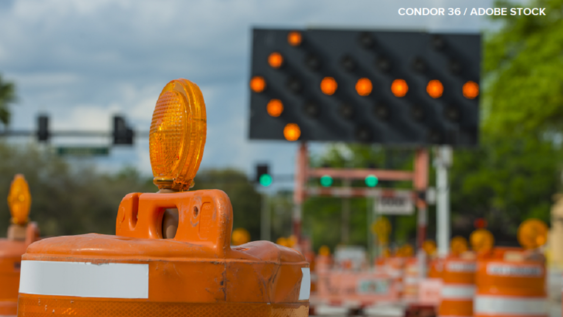 ODOT closing two downtown exits from I-75, AW Trail on Monday
