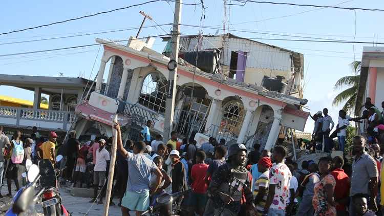 How you can help the victims of the Haitian earthquake