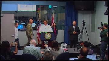Gov. DeSantis: 'Get out now while you have time'