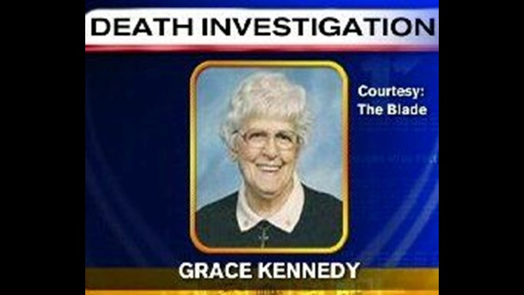 Bryan murder victim died of blunt force, coroner rules