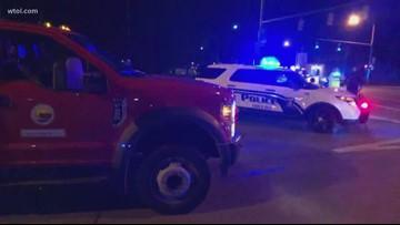 Crews responding to multi-car accident in central Toledo