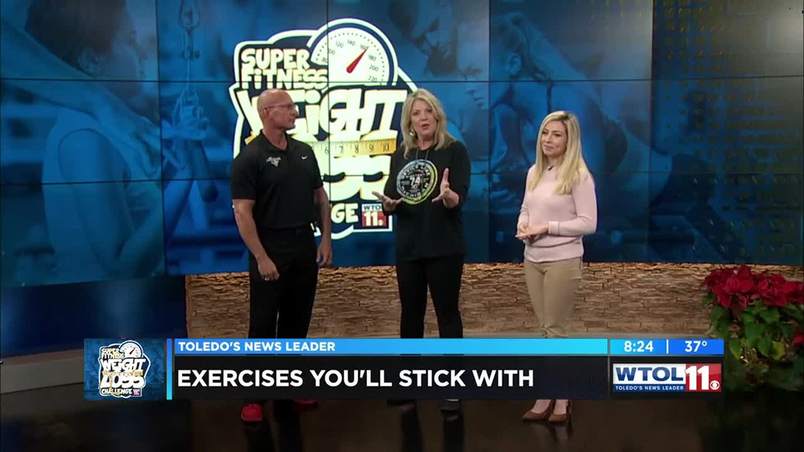 SFWC: Exercises to help shed some pounds over the holidays