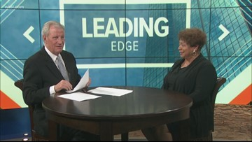 May 5: Leading Edge with Jerry Anderson - Guest Toledo City Councilwoman Dr. Cecelia Adams