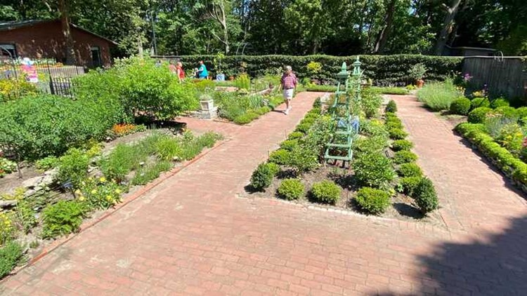 The Toledo Botanical Garden is ready to welcome back visitors for summer events