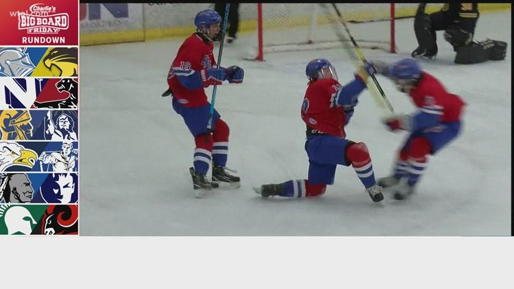 St. Francis vs. Northview hockey, City League championship + MORE   Big Board Friday Week 23