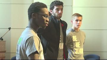 Toledo teens educating peers on bullying, sexting and mental health