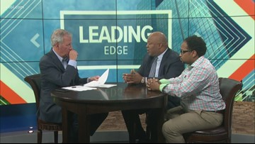 October 13: Leading Edge Guests — Tyrone Riley and Shaun Strong