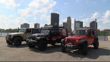 Did you know it's Jeep Fest this weekend?