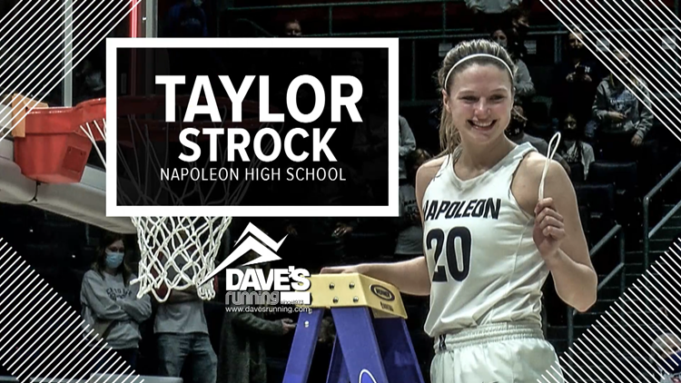 Athlete of the Week: Napoleon's Taylor Strock