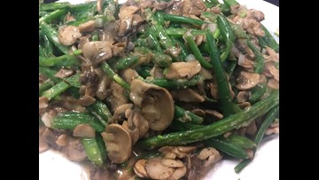 Recipe 3: Skinny Green Bean Casserole