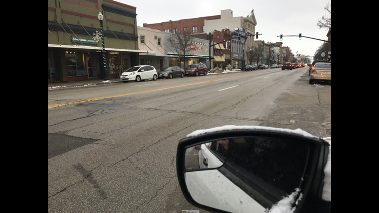 How to Drive for icy road conditions | wtol com