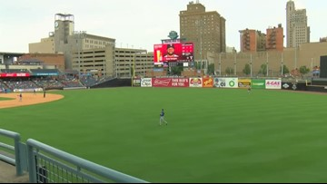 Mud Hens make preparations for fan safety during heatwave