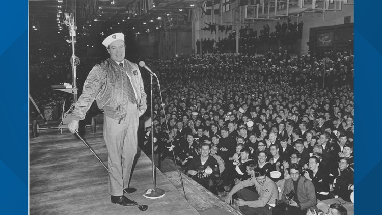 National Veterans Museum set to open exhibit about Bob Hope