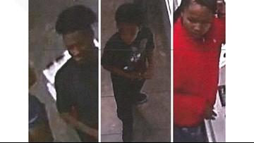 TPD looking to ID Sunglasses Hut burglary suspects