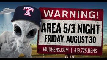'They can't stop all of us!' Mud Hens plan Storm Area 5/3 event Aug. 30