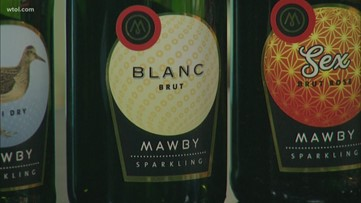 Check out Mawby Sparkling Wine at a tasting event at Mancy's