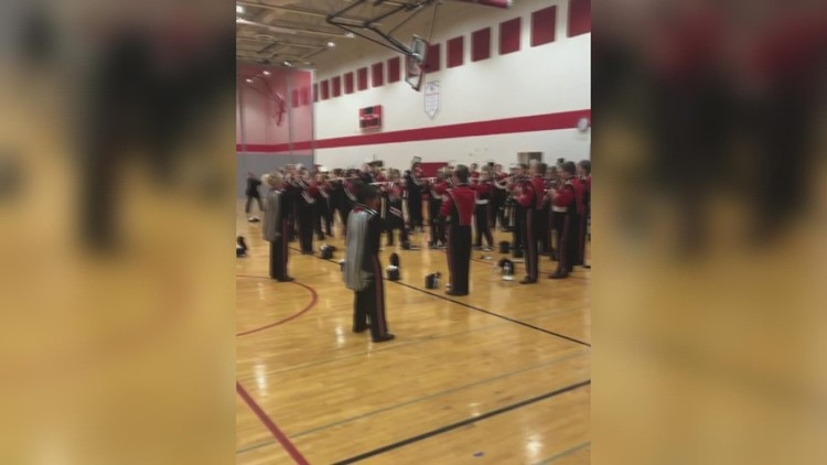 Band of the Week: Bedford High School Marching Band