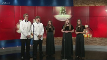 Sounds of Christmas performance presented by Central Catholic sneak peek