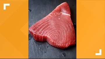 FDA: Don't eat tuna steaks from Kroger due to scombroid poisoning