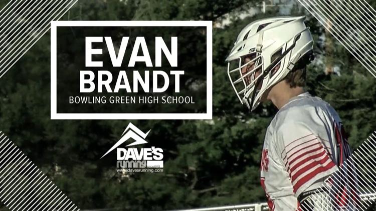 Athlete of the Week: Bowling Green High School's Evan Brandt