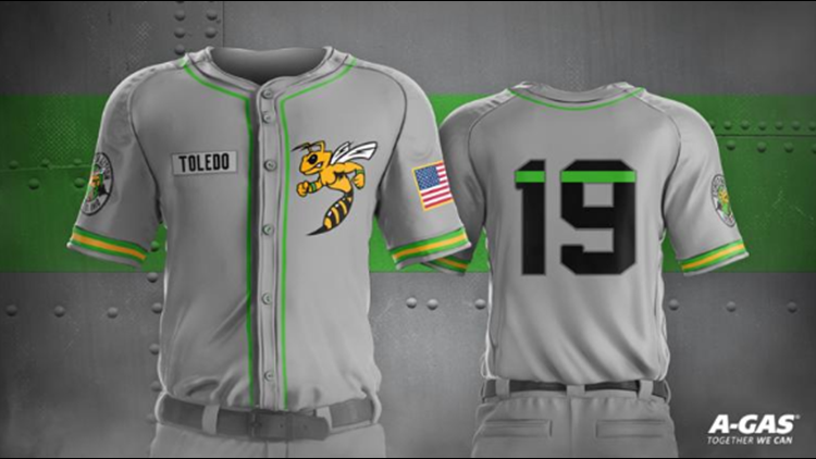 Mud Hens to become Toledo Stingers for Military Appreciation Weekend