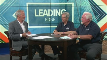 July 28: Leading Edge with Jerry Anderson - Guests Jerry Huber and Pete Gerken
