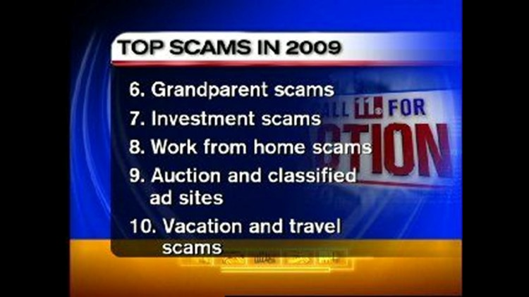 This year, scam artists will be even more sophisticated