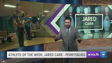 Perrysburg's Jared Carr: Athlete of the Week