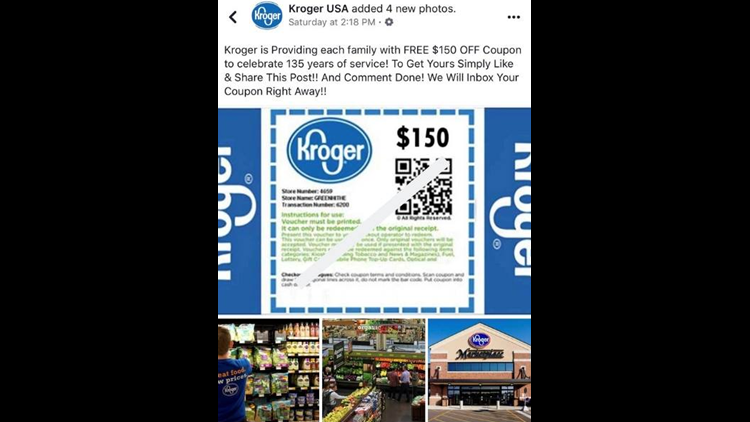 How to detect a fake store coupon