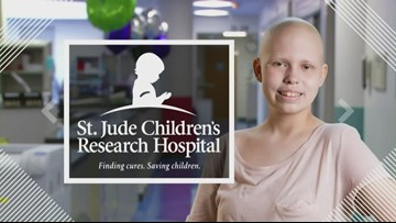 Chris Vickers, WTOL recognized for work with St. Jude Children's Research Hospital
