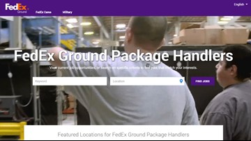 FedEx Ground hiring 450 seasonal positions in Perrysburg