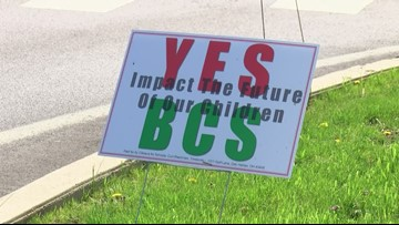 BCS emergency levy voted down by 55 votes