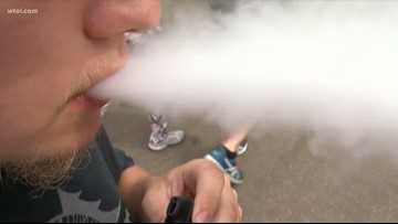 Third vaping-related death reported in MI