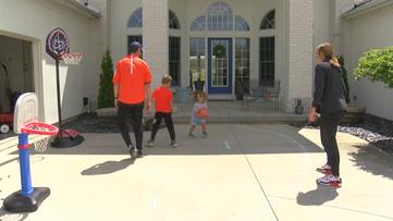 BGSU women's basketball coach enjoying more time with family