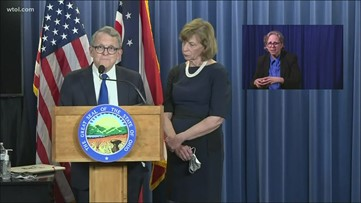 DeWine says outrage over death of George Floyd is appropriate, but encourages protests to remain peaceful