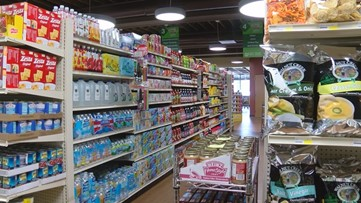 Grocery stores taking extra steps to keep customers safe